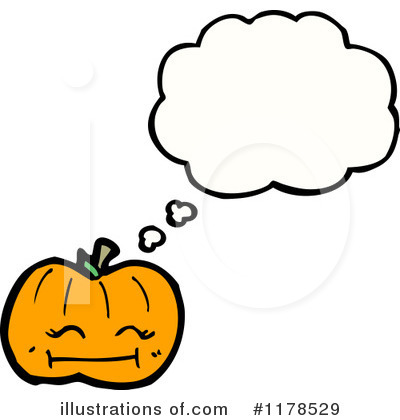Jack-O-Lantern Clipart #1178529 by lineartestpilot