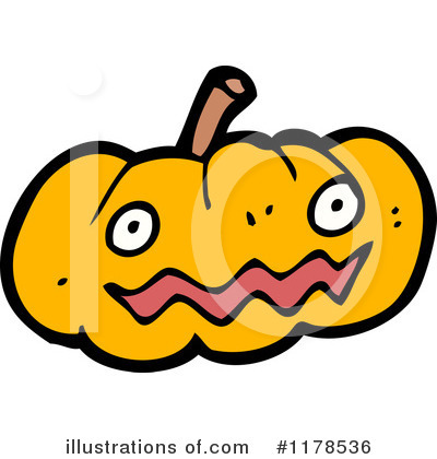 Jack-O-Lantern Clipart #1178536 by lineartestpilot