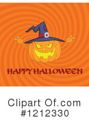 Pumpkin Clipart #1212330 by Hit Toon