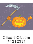 Pumpkin Clipart #1212331 by Hit Toon