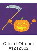 Pumpkin Clipart #1212332 by Hit Toon