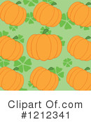 Pumpkin Clipart #1212341 by Hit Toon