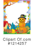 Pumpkin Clipart #1214257 by visekart