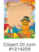 Pumpkin Clipart #1214258 by visekart