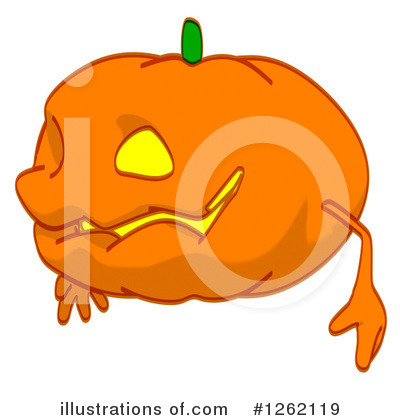 Pumpkin Clipart #1262119 by Julos