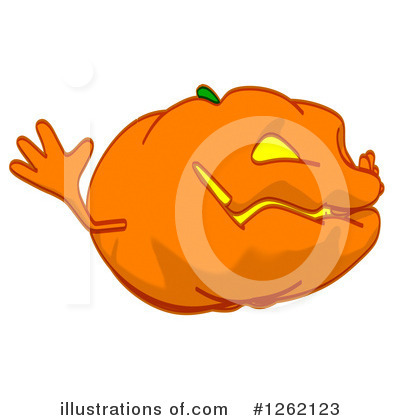 Pumpkin Clipart #1262123 by Julos