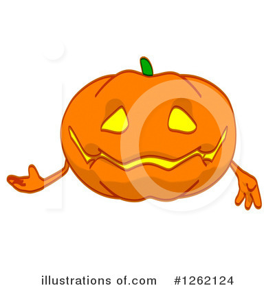 Pumpkin Clipart #1262124 by Julos