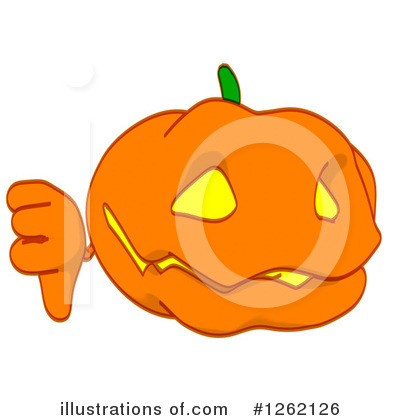 Pumpkin Clipart #1262126 by Julos