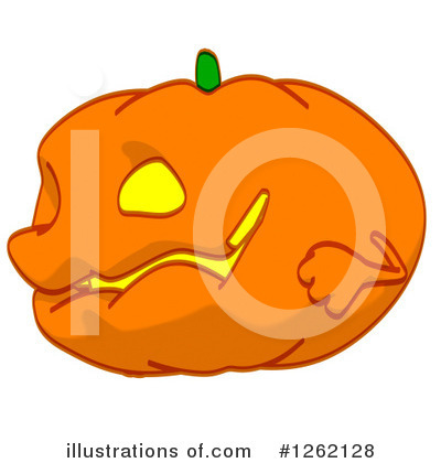 Pumpkin Clipart #1262128 by Julos