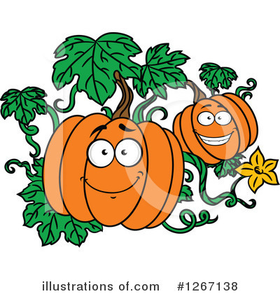Halloween Clipart #1267138 by Vector Tradition SM