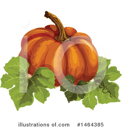 Thanksgiving Clipart #1464385 by Vector Tradition SM