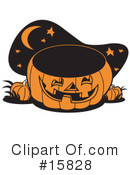 Pumpkin Clipart #15828 by Andy Nortnik