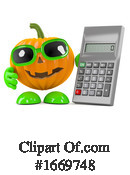 Pumpkin Clipart #1669748 by Steve Young