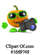 Pumpkin Clipart #1669749 by Steve Young