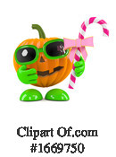 Pumpkin Clipart #1669750 by Steve Young