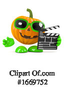 Pumpkin Clipart #1669752 by Steve Young