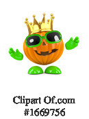 Pumpkin Clipart #1669756 by Steve Young