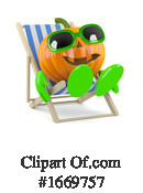 Pumpkin Clipart #1669757 by Steve Young