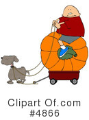 Pumpkin Clipart #4866 by djart