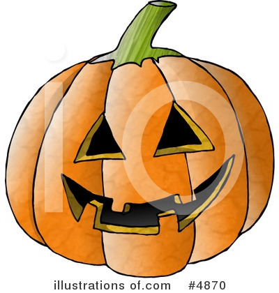 Halloween Clipart #4870 by djart