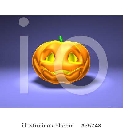 Pumpkin Clipart #55748 by Julos