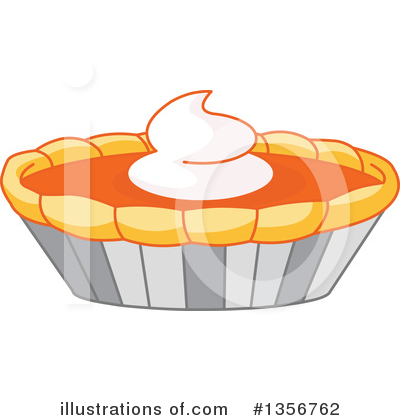 Pie Clipart #1356762 by Pushkin