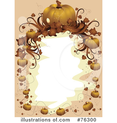 Thanksgiving Clipart #76300 by BNP Design Studio
