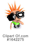 Punk Clipart #1642275 by Steve Young