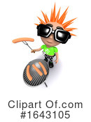 Punk Clipart #1643105 by Steve Young
