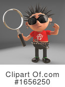 Punk Clipart #1656250 by Steve Young