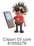 Punk Clipart #1656279 by Steve Young