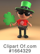 Punk Clipart #1664329 by Steve Young