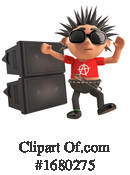 Punk Clipart #1680275 by Steve Young