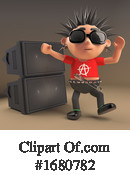 Punk Clipart #1680782 by Steve Young
