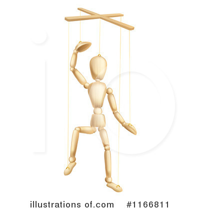 Puppet Clipart #1166811 by AtStockIllustration