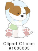 Royalty-Free (RF) Puppy Clipart Illustration #1080803