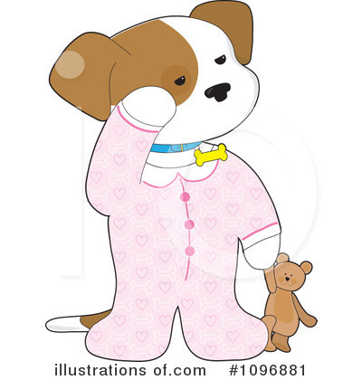 Teddy Bear Clipart #1096881 by Maria Bell