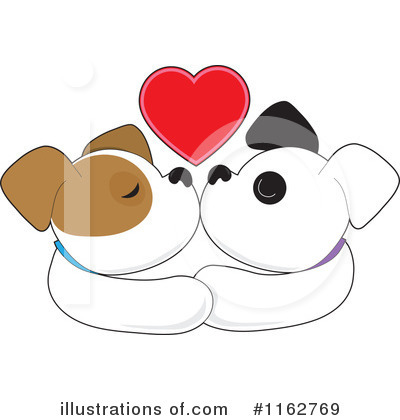 Heart Clipart #1162769 by Maria Bell