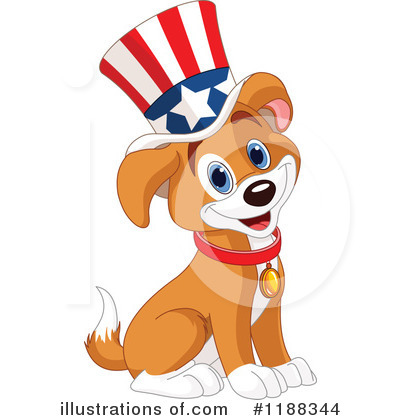 Fourth Of July Clipart #1188344 by Pushkin