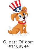 Puppy Clipart #1188344 by Pushkin