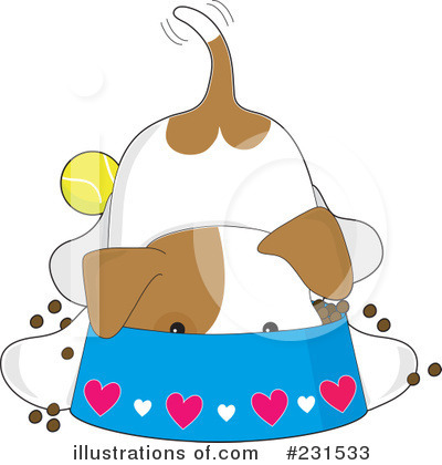 Food Bowl Clipart #231533 by Maria Bell
