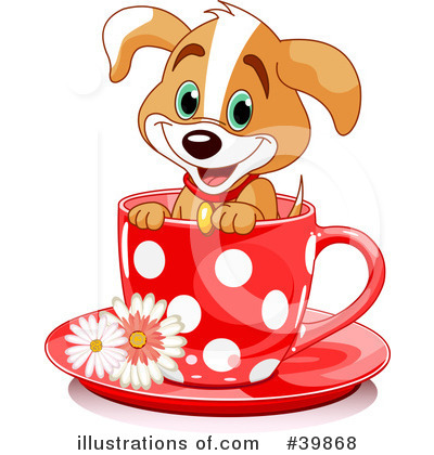 Tea Cup Clipart #39868 by Pushkin