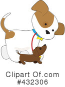 Puppy Clipart #432306 by Maria Bell