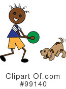 Puppy Clipart #99140 by Pams Clipart