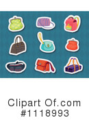 Purse Clipart #1118993 by Graphics RF