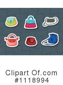 Purse Clipart #1118994 by Graphics RF