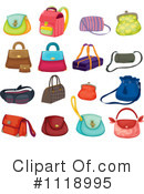 Purse Clipart #1118995 by Graphics RF