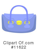 Purse Clipart #11622 by AtStockIllustration