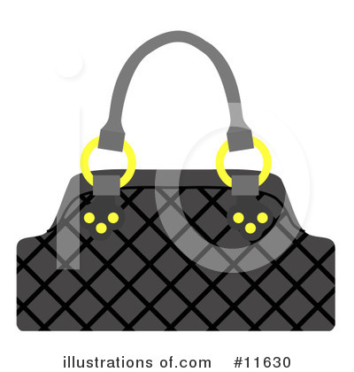 Accessories Clipart #11630 by AtStockIllustration
