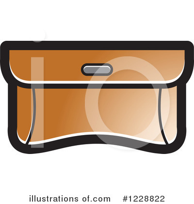 Royalty-Free (RF) Purse Clipart Illustration by Lal Perera - Stock Sample #1228822